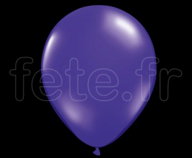 50 BALLONS - Latex - Unis - NACRE - Ø30cm