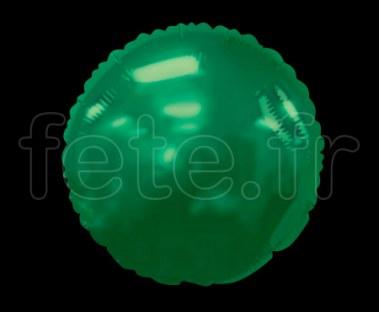 Ballon - Mylar - Rond - Brillant - Uni - Ø 75cm