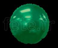 Ballon - Mylar - Rond - Brillant - Uni - Ø 75cm SAPIN