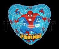Ballon - Mylar - Rond - Licence - Ø 45cm SPIDERMAN