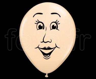 Ballon - Latex - Mat - Déco - 40cm