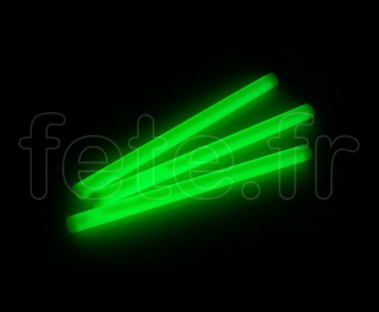BIG STICK - Fluo - Unicolore - Baton - 30cm 15mm -