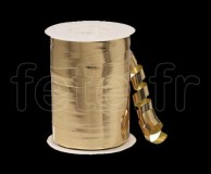 Bolduc - Metal - Uni - 250m x 1cm - OR