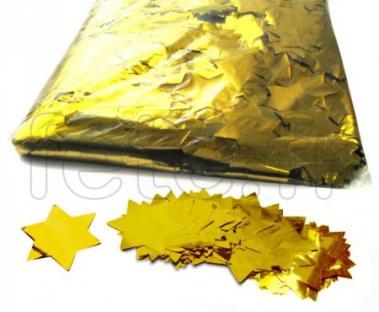 Confettis - Scene - Etoile - Metal - Ø 55mm