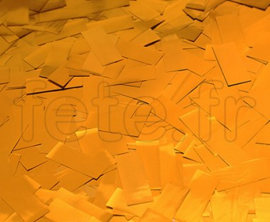 Confettis - Scene - Rectangle - Metal - Ø 55mm -