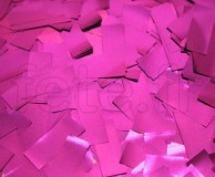 Confettis - Scene - Rectangle - Metal - Ø 55mm - ROSE
