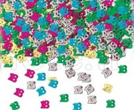 Confettis - Table - 18 - Ø 11mm - 14g MULTICOLORE
