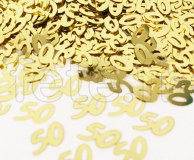 Confettis - Table - 50 - Ø 11mm - 14g OR