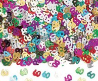 Confettis - Table - 60 - Ø 11mm - 14g MULTICOLORE