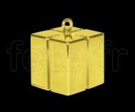 CONTREPOIDS - Paquet Cadeau - 125g - OR