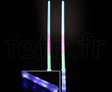 EPEE LUMINEUSE - LED - / Flash