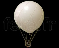 FILET de MONTGOLFIERE pour Ballon Latex 40cm