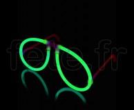 LUNETTE FLUO - Unicolore - 2 X 20cm X 5mm - VERT
