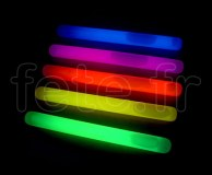MINI STICK - Batonnet - Fluo - 3.81cm - ASSORTIS