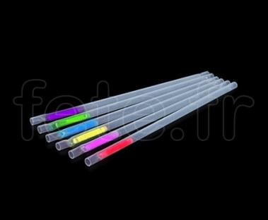 Pailles - Fluo - 23cm 5mm -
