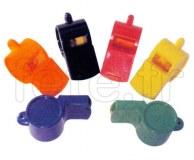 Sifflet - Arbitre - Plastique ASSORTIS