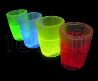 Shooter - Verre - Fluo - 4.4cl - ASSORTIS